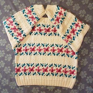 Vintage L.L. Bean Sweater Size Medium (1990s M)